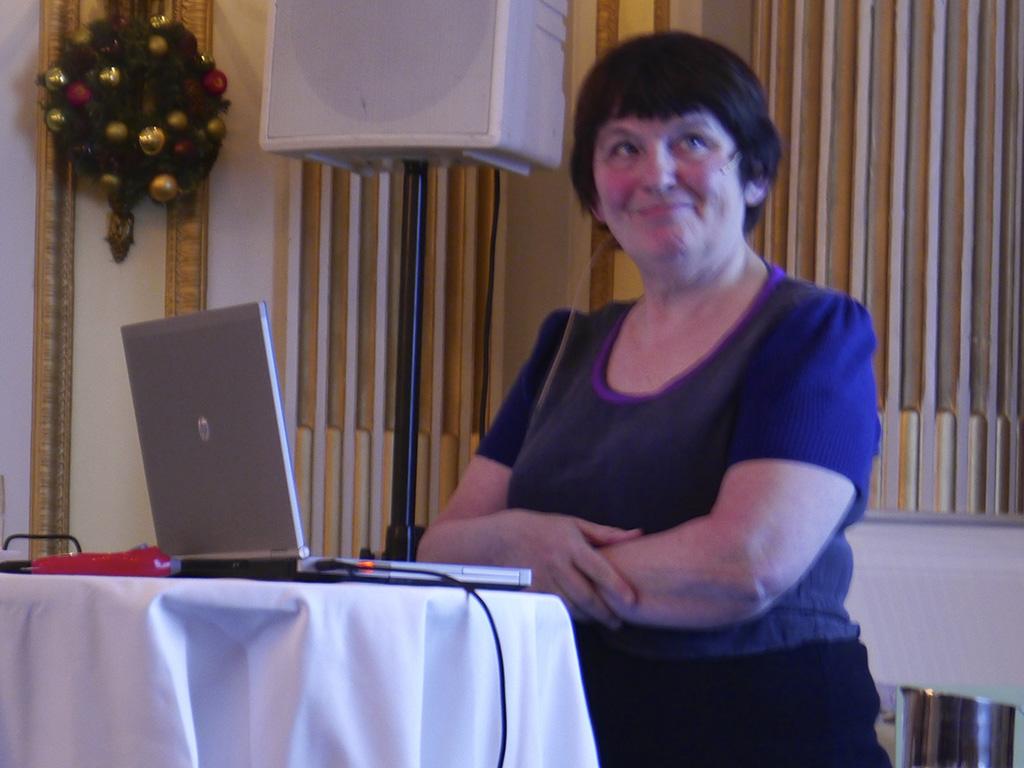 Lege Henriette Kahn kåserer om Grønland
