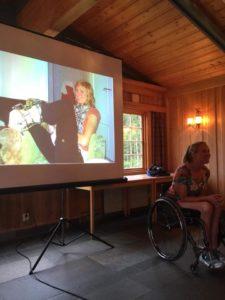 Foredrag med Birgit Skarstein