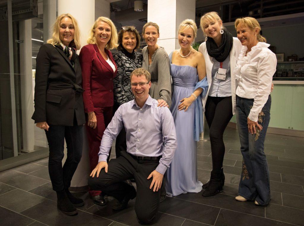 Styret sammen med Joakim Oien Iversen