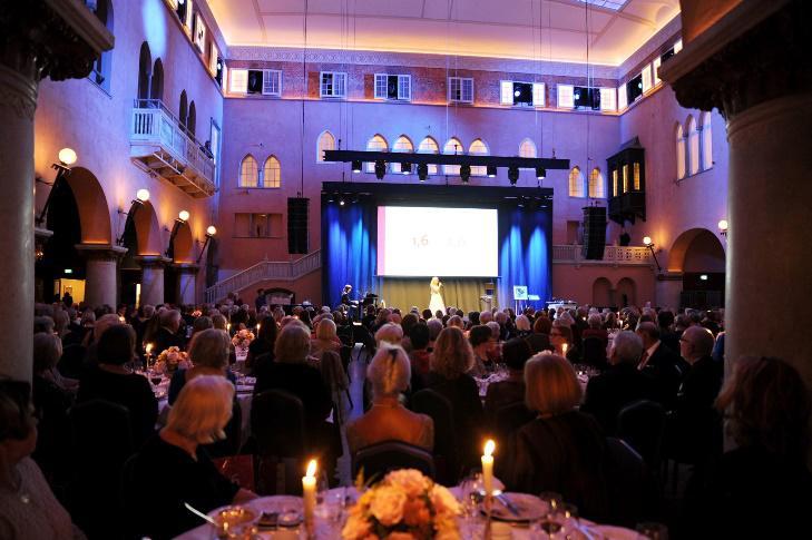 Moderorganisasjonen i Sverige feiret 20 års jubileum!