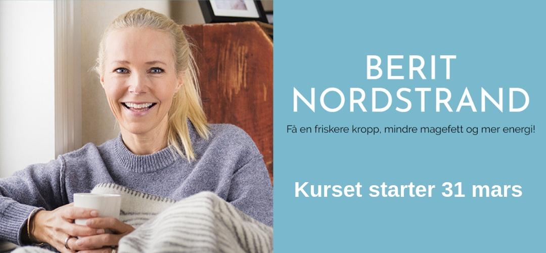 Kurs - Berit Nordstrand