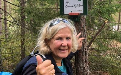 Professor i geriatri, Anette Hylen Ranhoff, om coronatiden