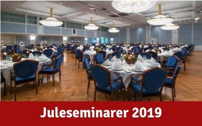 Velkommen til Juleseminaret – mandag 25.november