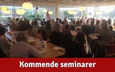 Oversikt over kommende aktiviteter og seminarer i 2020