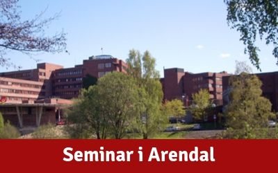 Referat fra seminar i Arendal – 31 oktober 2019
