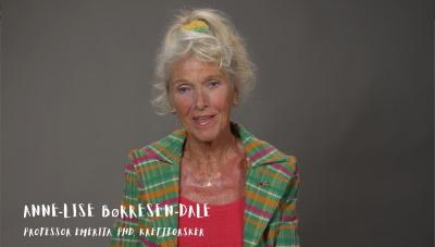 Videohilsen fra Anne-Lise Børressen-Dale, medlem av vårt medisinske fagråd