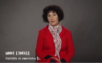 Video-hilsen fra vår ambassadør Unni Lindell